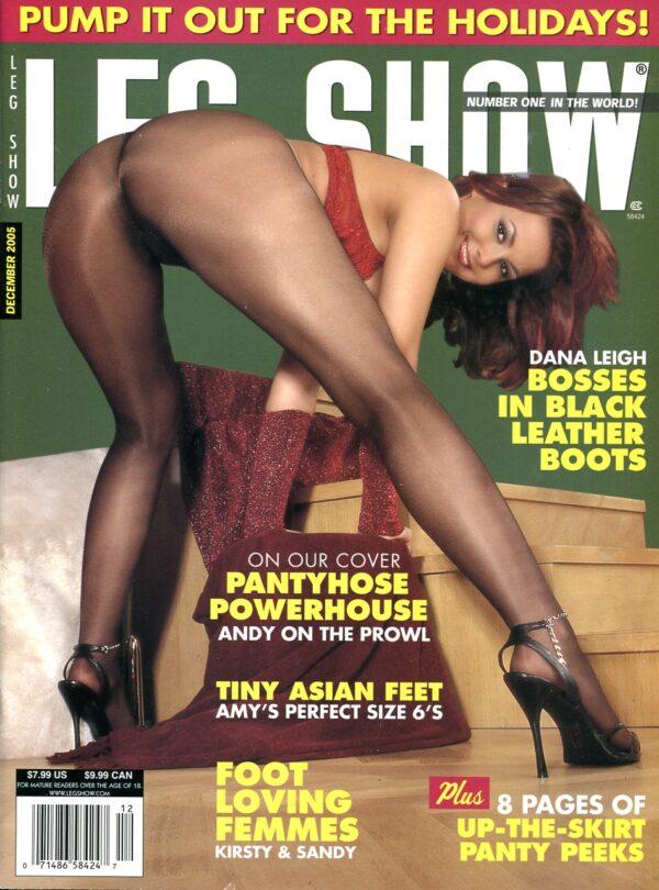 Leg Show December 2005 Leg Show