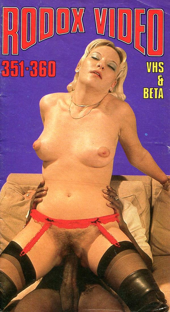 Rodox Video Film Brochure 351-360 Porn Film Brochures