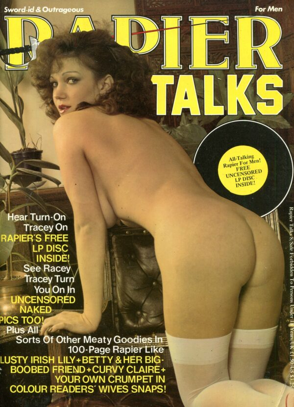 Rapier Talks No.8 Various vintage/collectable