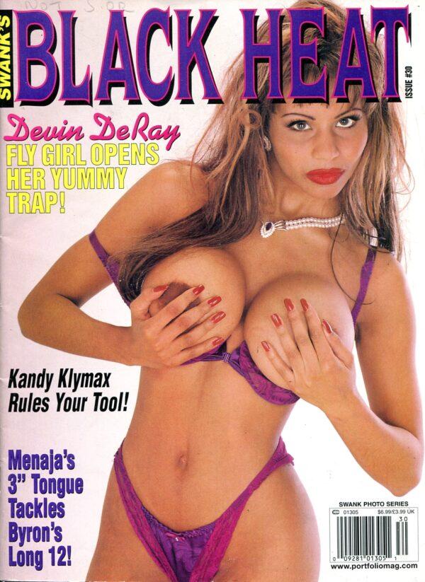 Black Heat #30 Various Black Women