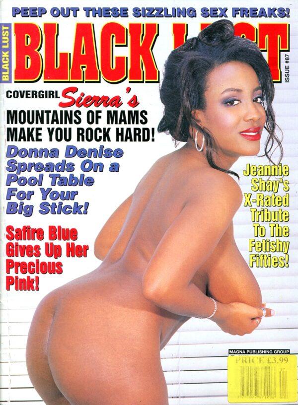 Black Lust #87 Various Black Women