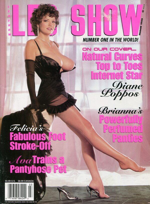 Leg World March 1999 Leg Show