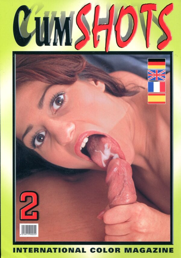 Cum Shots #2 European B5 Mags