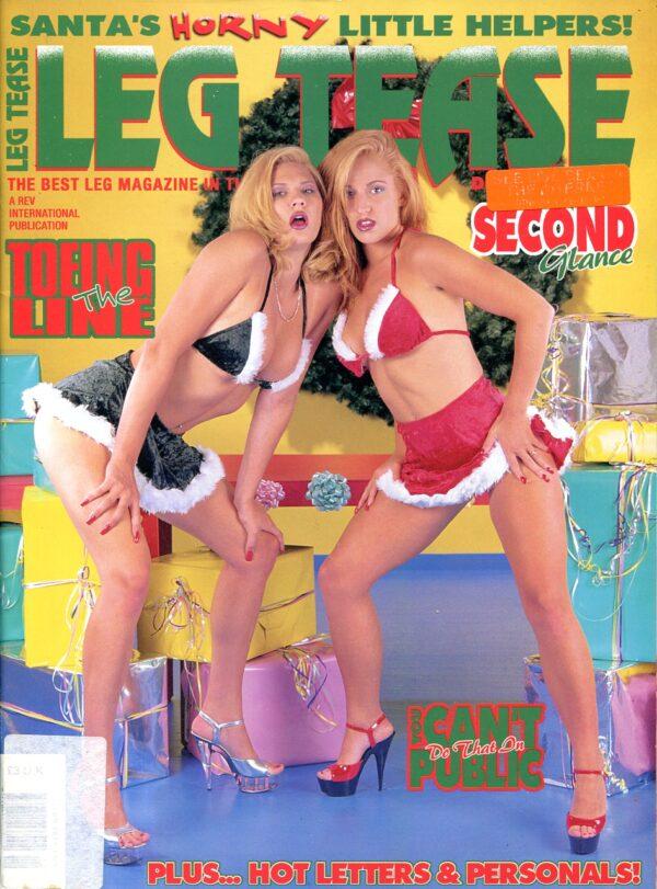 Leg Tease December 1997 Legs