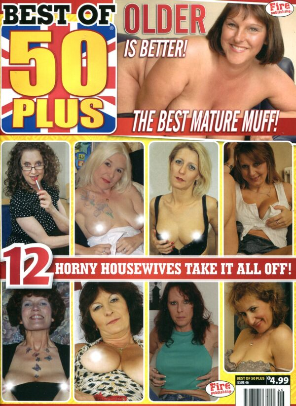Best Of 50 Plus #46 Various Mature Women