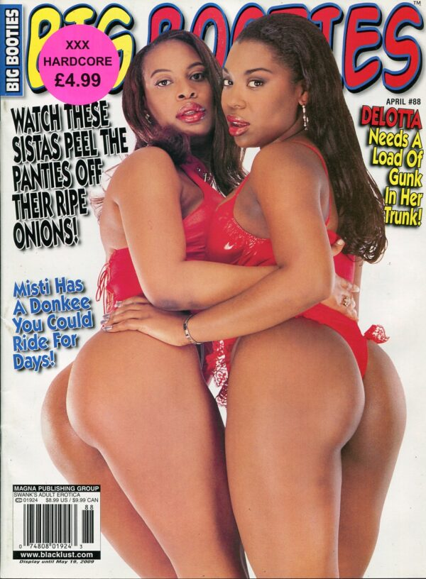 Big Booties #88 Various Big Butts