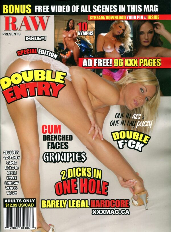 Double Entry #1 Various XXX Hardcore