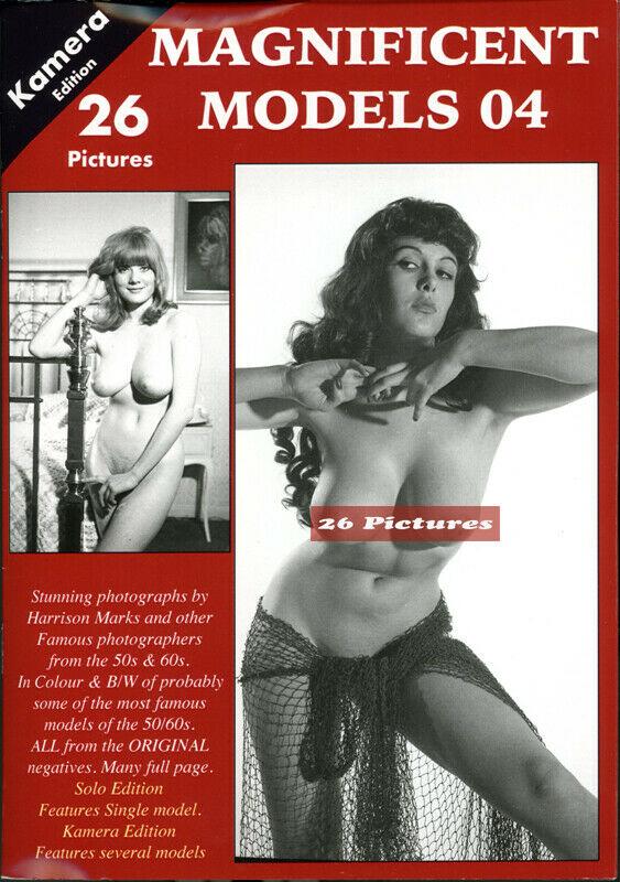 Magnificent Models #4 Nostalgia Publications
