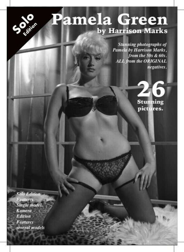 Pamela Green Nostalgia Publications