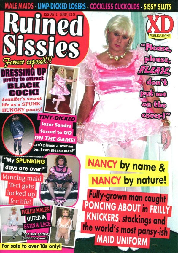 Ruined Sissies Issue 1 Various Transgender