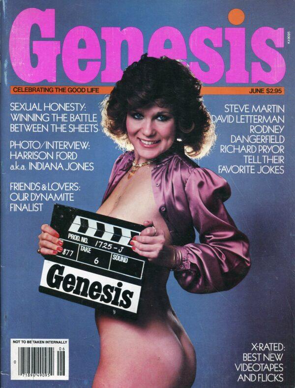 Genesis June 1982 Genesis