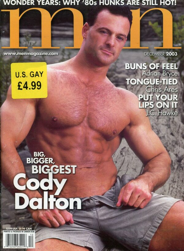 Men December 2003 Gay
