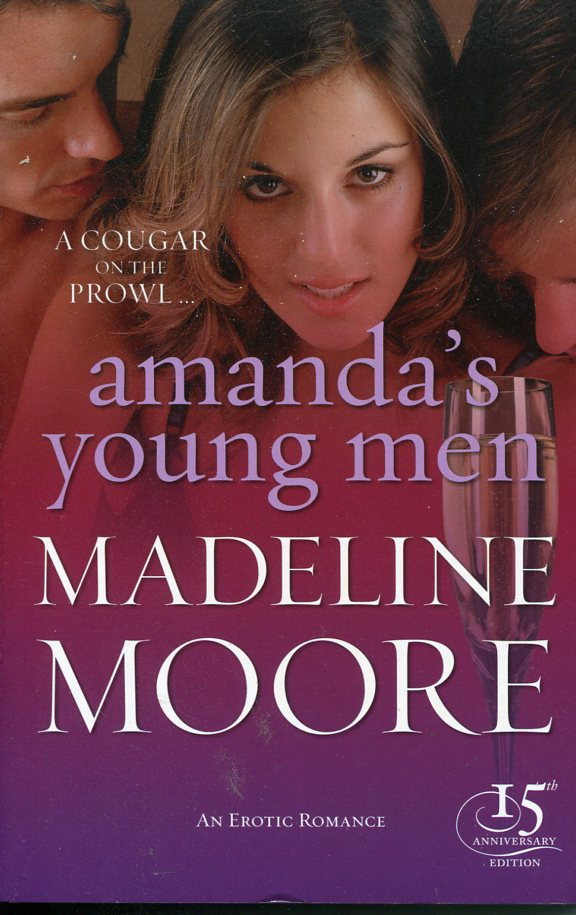 Amanda's Young Men by Madeline Moore Various Erotic Books