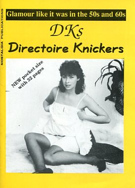 Dks Directoire Knickers All Items Only 2 Pounds