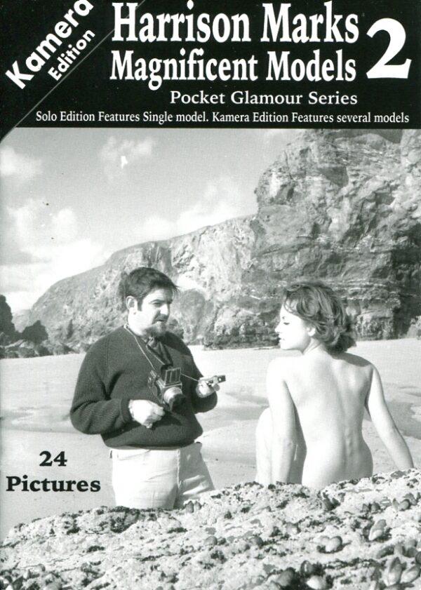 Harrison Marks Magnificent Models #2 Nostalgia Publications