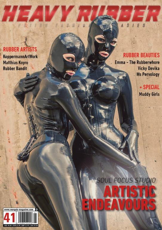 Heavy Rubber Magazine No.41 Heavy Rubber