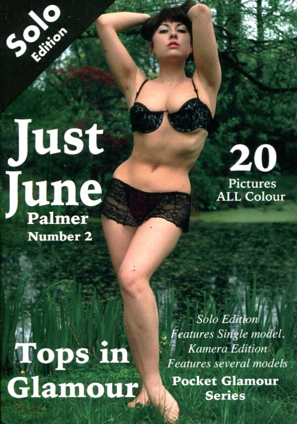 Just June No.2 Solo Edition Nostalgia Publications
